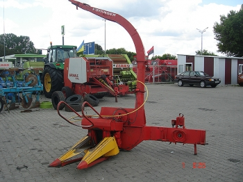 Pottinger MEX II