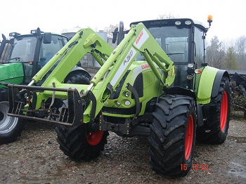 Claas Ares 640 A