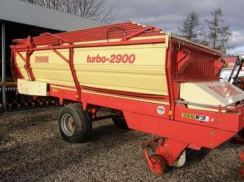 Krone 2900 Turbo